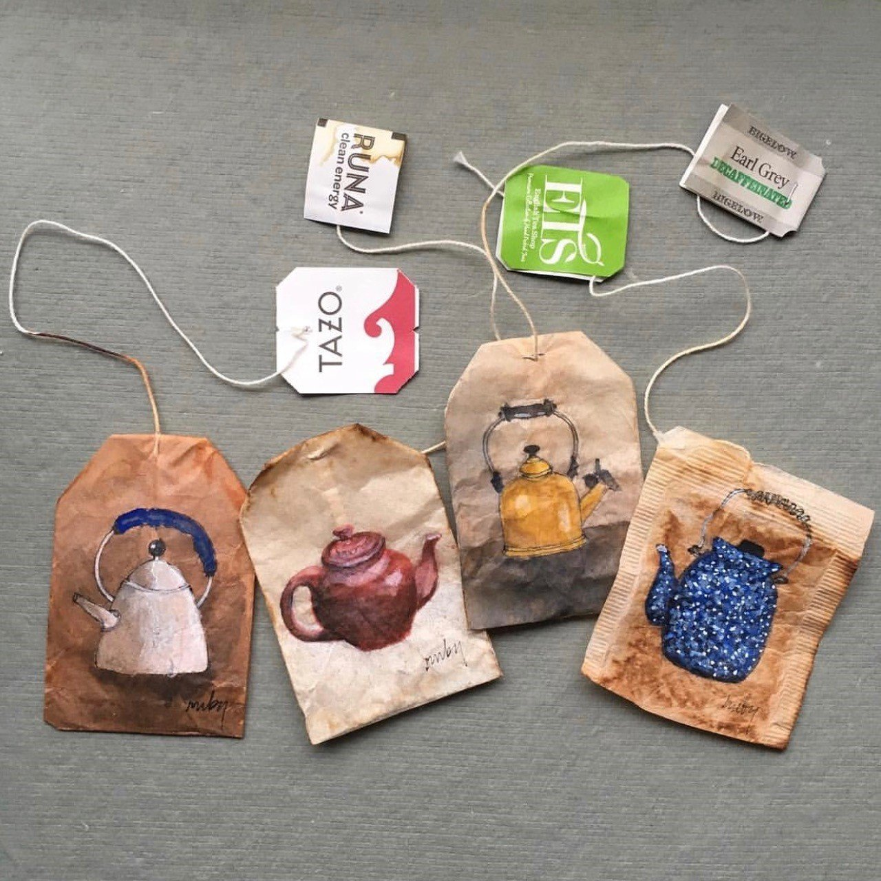 tea bag art 4
